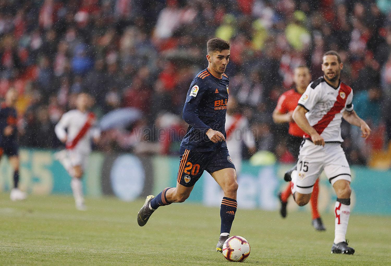 06.04.2019: Rayo Vallecano 2 - 0 Valencia CF