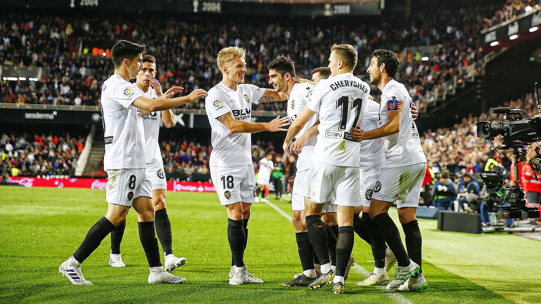 14.04.2019: Valencia CF 3 - 1 Levante UD