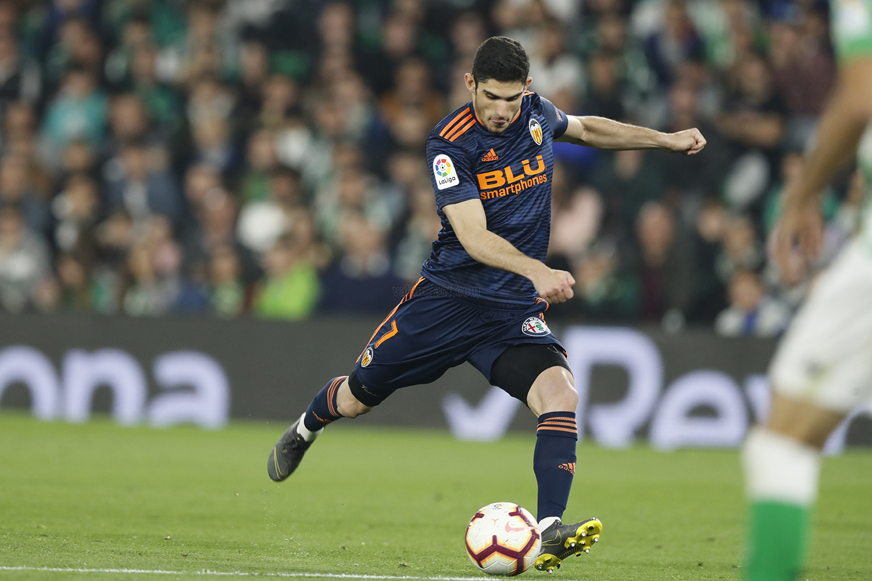 21.04.2019: Real Betis 1 - 2 Valencia CF