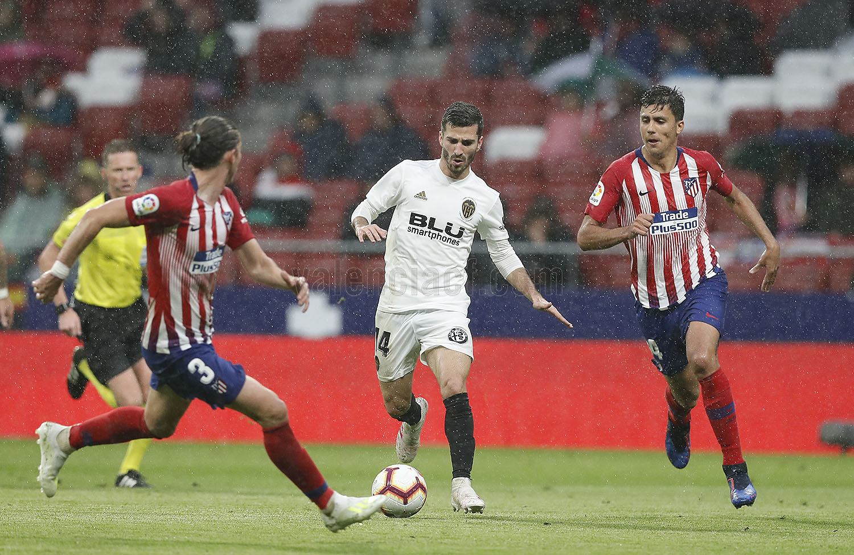 24.04.2019: At. Madrid 3 - 2 Valencia CF