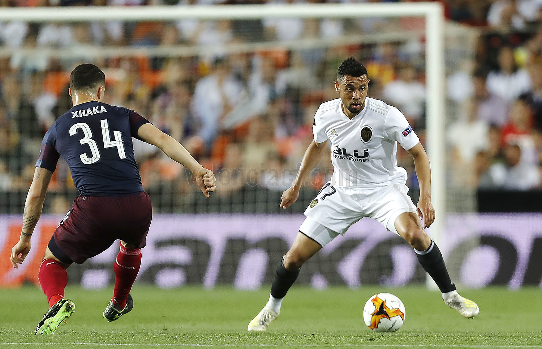 09.05.2019: Valencia CF 2 - 4 Arsenal FC