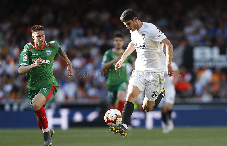 12.05.2019: Valencia CF 3 - 1 Dep. Alavés