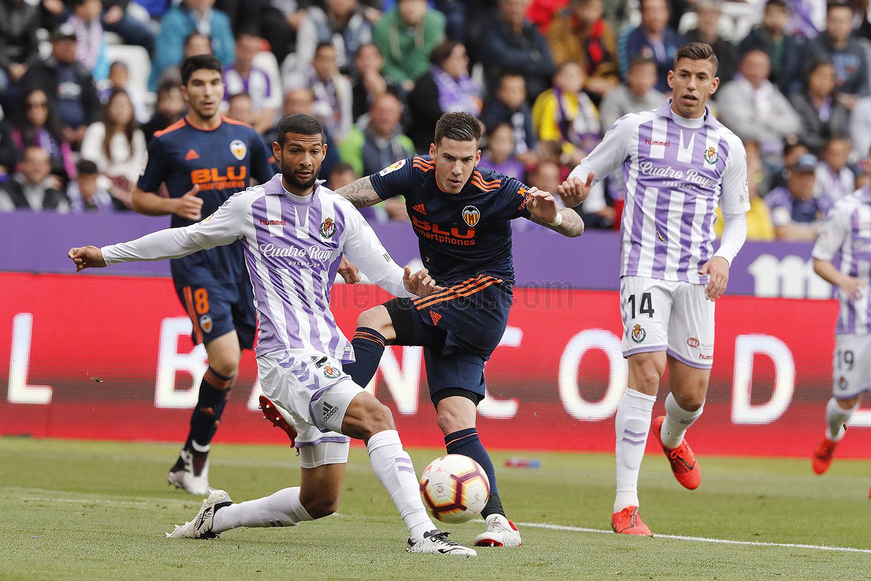 18.05.2019: Real Valladolid 0 - 2 Valencia CF