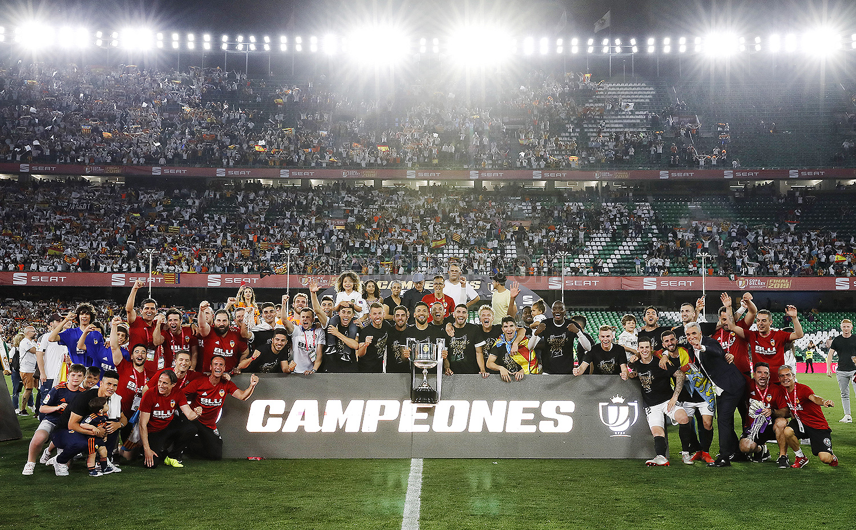 25.05.2019: FC Barcelona 1 - 2 Valencia CF