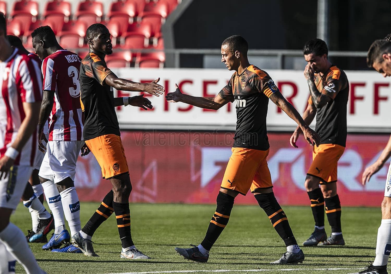23.07.2019: FC Sion 0 - 3 Valencia CF