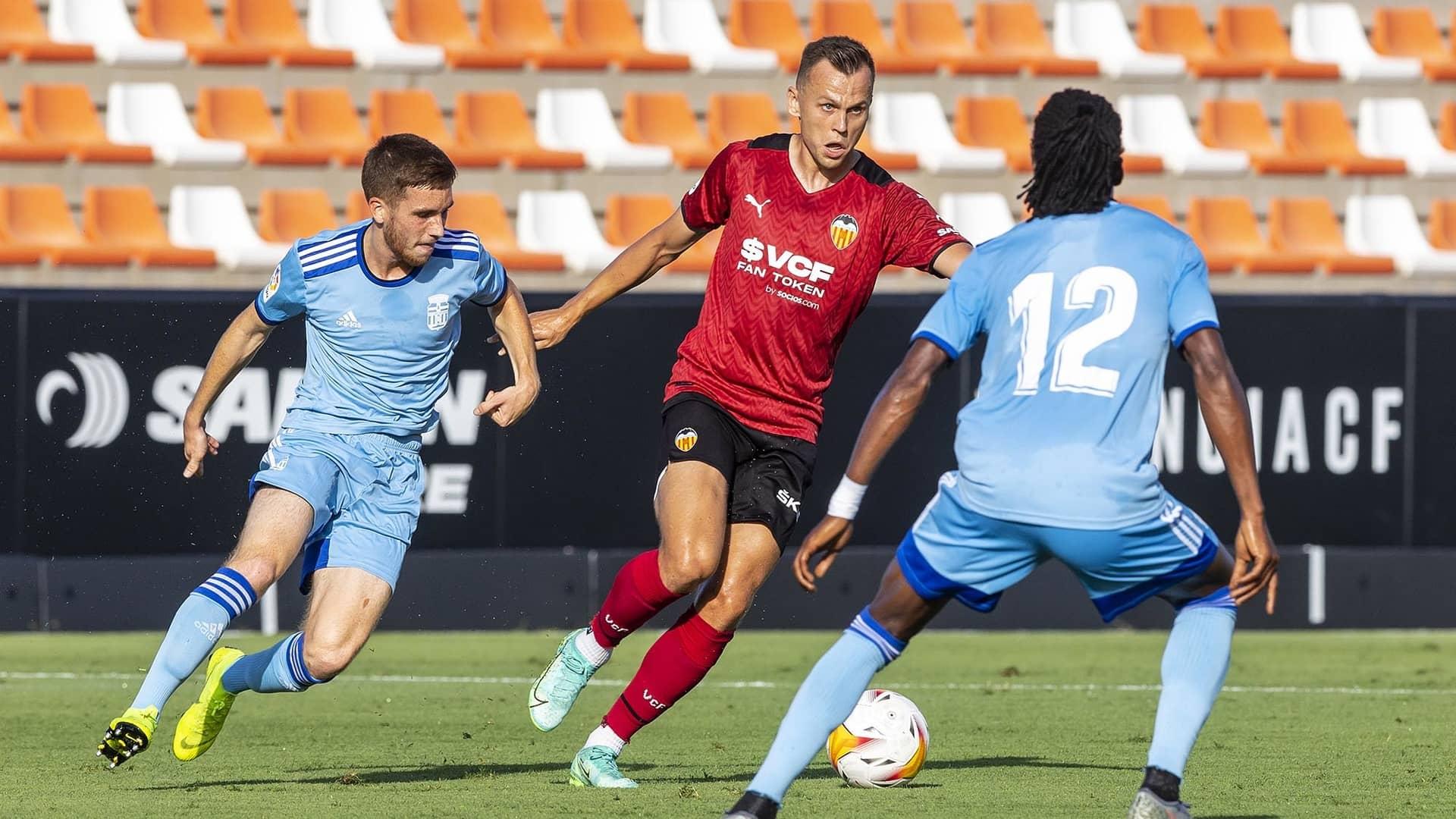 24.07.2021: Valencia CF 3 - 2 FC Cartagena