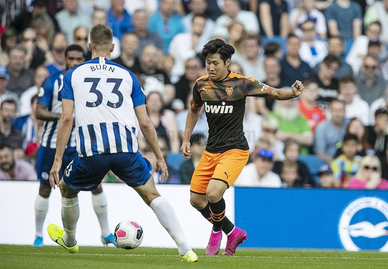 02.08.2019: Brighton HAFC 1 - 1 Valencia CF