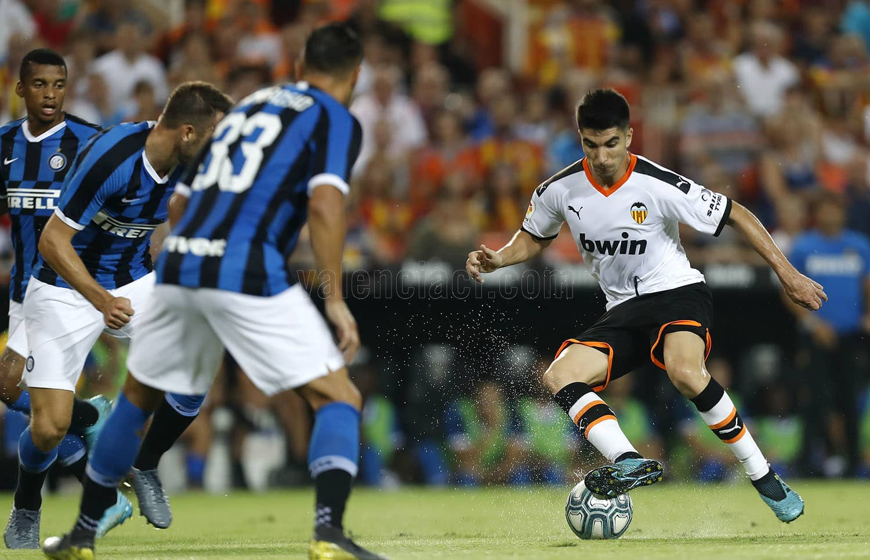 10.08.2019: Valencia CF 1 - 1 Inter Milán