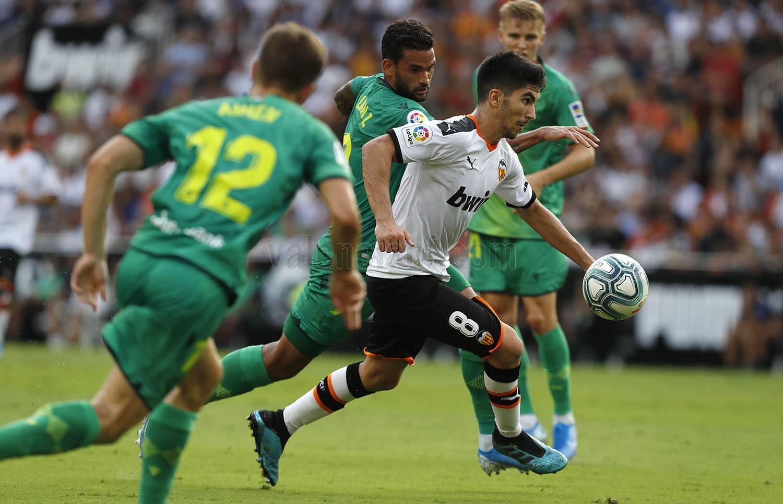 17.08.2019: Valencia CF 1 - 1 Real Sociedad