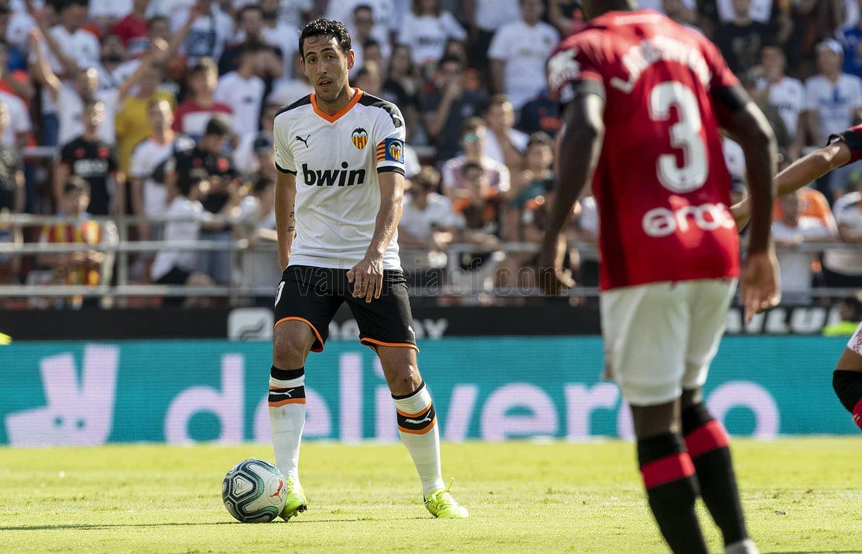 01.09.2019: Valencia CF 2 - 0 RCD Mallorca