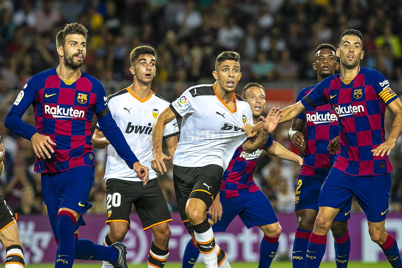 14.09.2019: FC Barcelona 5 - 2 Valencia CF