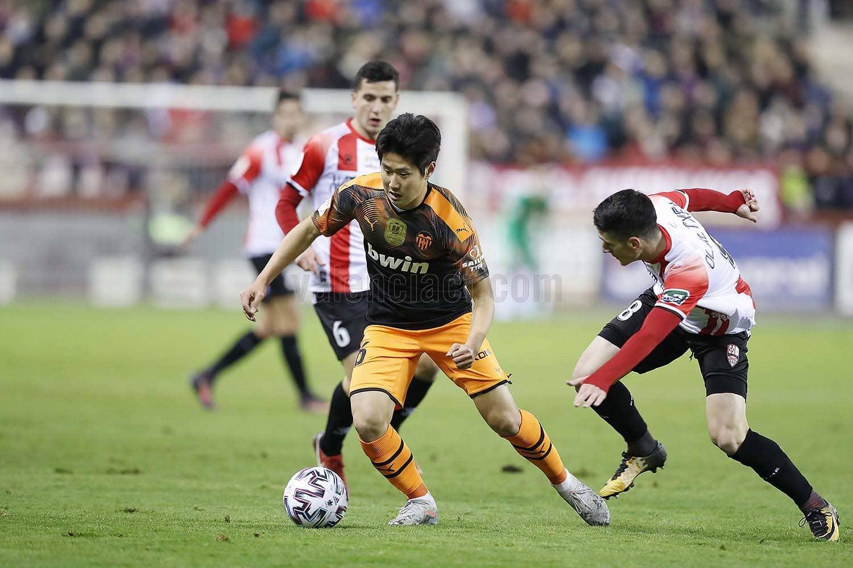 22.01.2020: UD Logroñés 0 - 1 Valencia CF