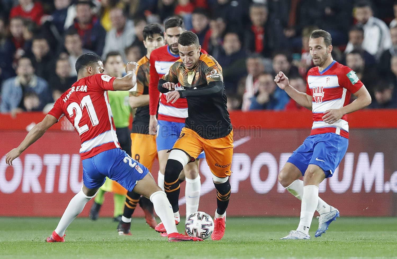 04.02.2020: Granada CF 2 - 1 Valencia CF
