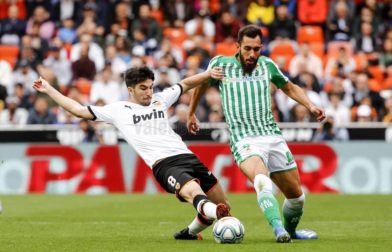 29.02.2020: Valencia CF 2 - 1 Real Betis