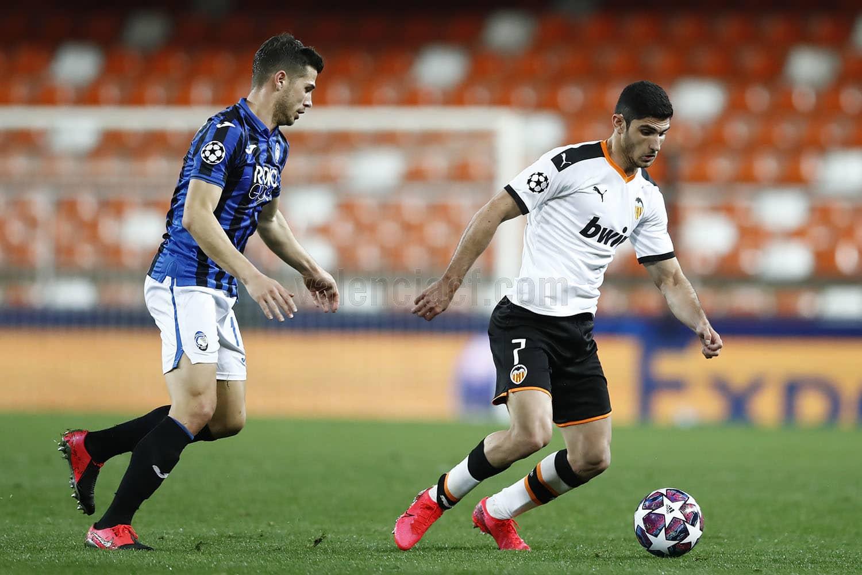 10.03.2020: Valencia CF 3 - 4 Atalanta