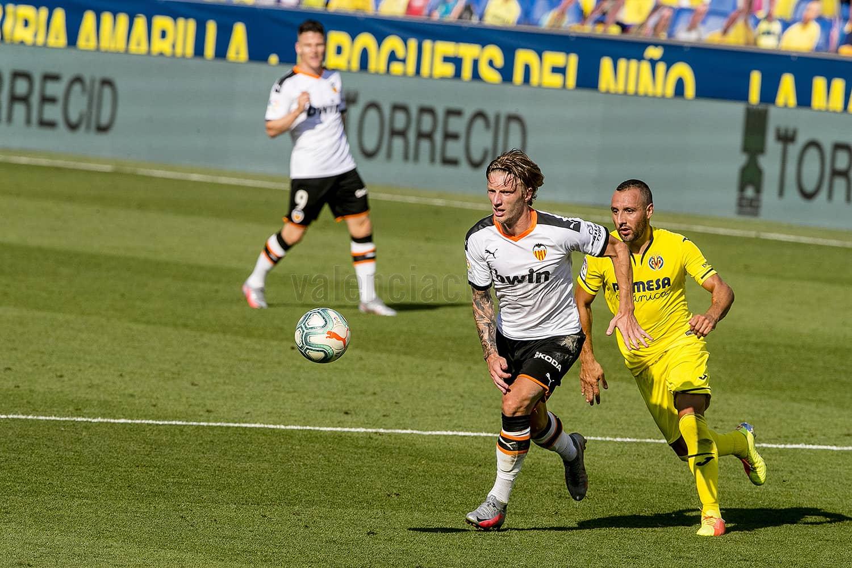 28.06.2020: Villarreal CF 2 - 0 Valencia CF