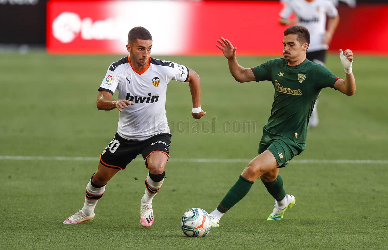 01.07.2020: Valencia CF 0 - 2 Athletic Club