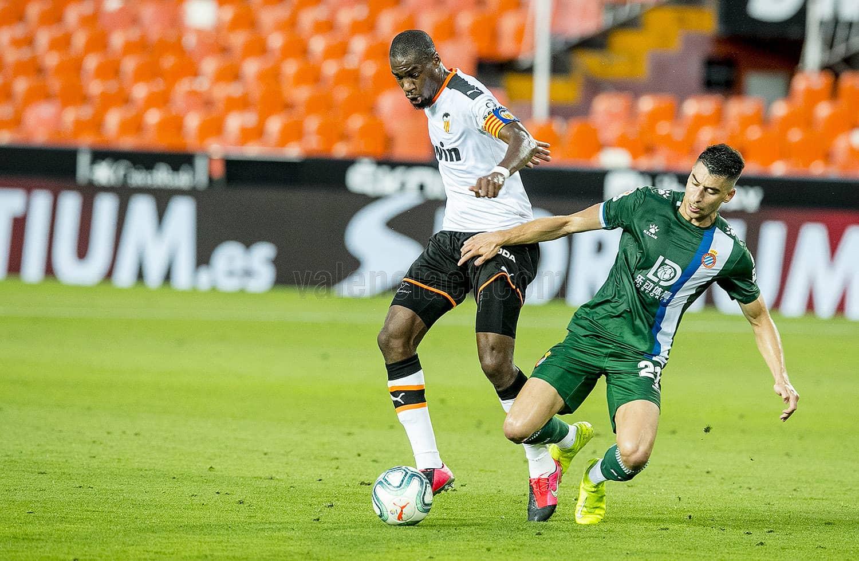 16.07.2020: Valencia CF 1 - 0 RCD Espanyol