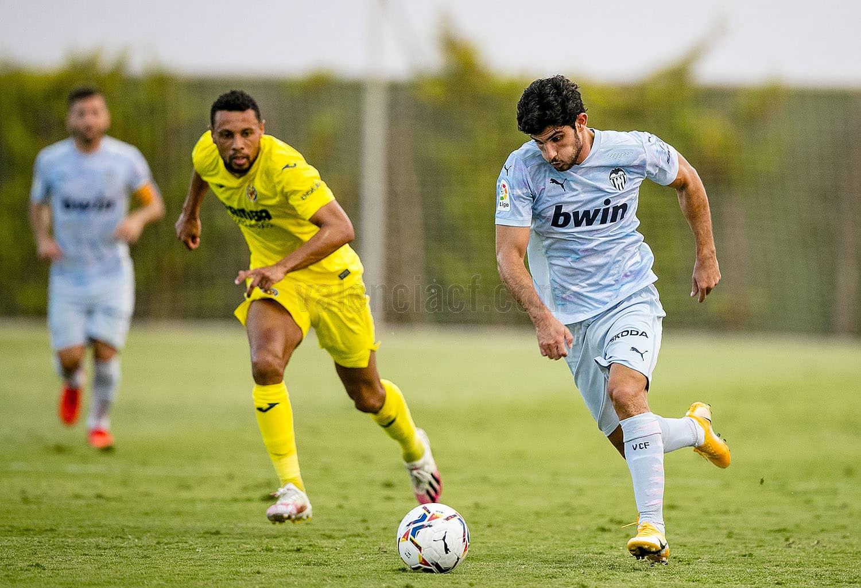 28.08.2020: Villarreal CF 1 - 2 Valencia CF