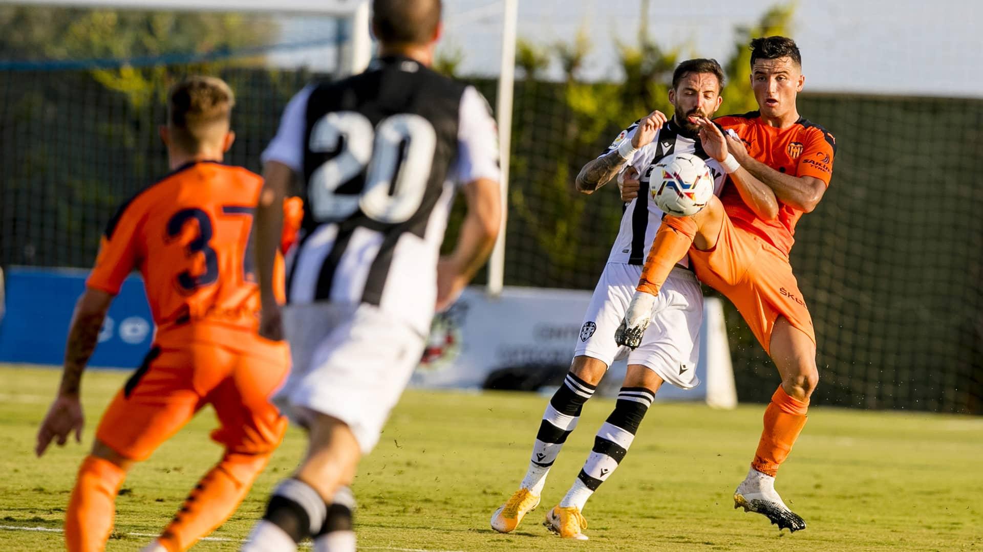 29.08.2020: Levante UD 0 - 0 Valencia CF