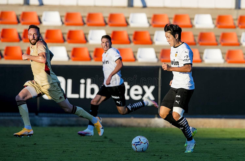 05.09.2020: Valencia CF 3 - 1 FC Cartagena