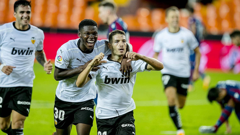 13.09.2020: Valencia CF 4 - 2 Levante UD