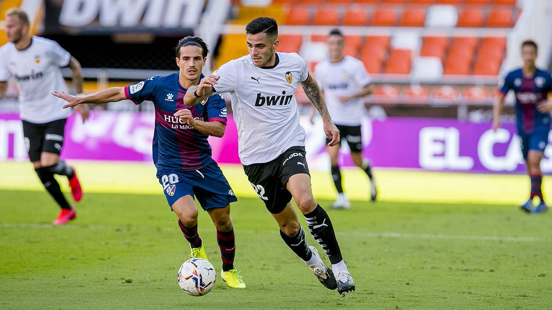 26.09.2020: Valencia CF 1 - 1 SD Huesca