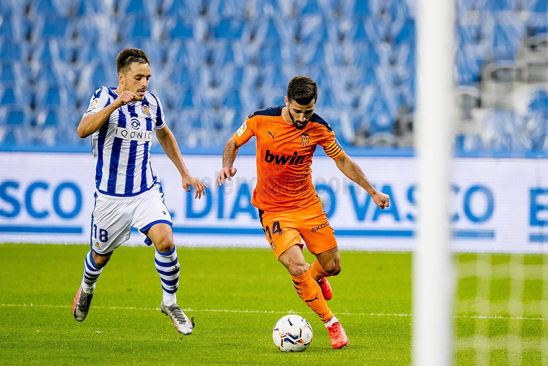 29.09.2020: Real Sociedad 0 - 1 Valencia CF