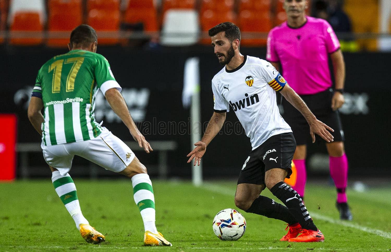 03.10.2020: Valencia CF 0 - 2 Real Betis