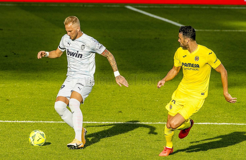 18.10.2020: Villarreal CF 2 - 1 Valencia CF