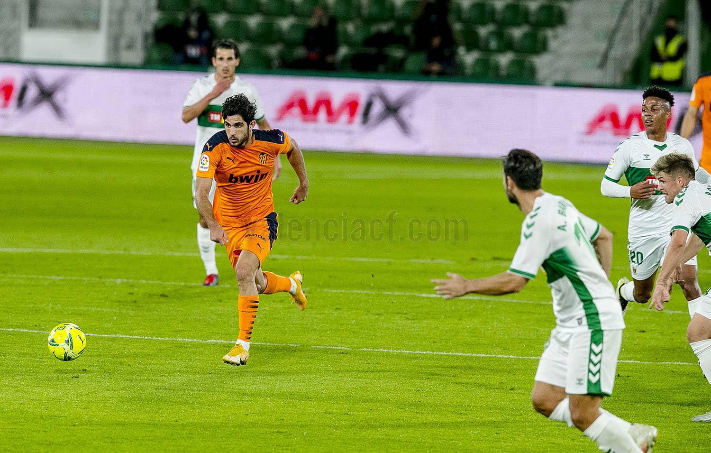 23.10.2020: Elche CF 2 - 1 Valencia CF