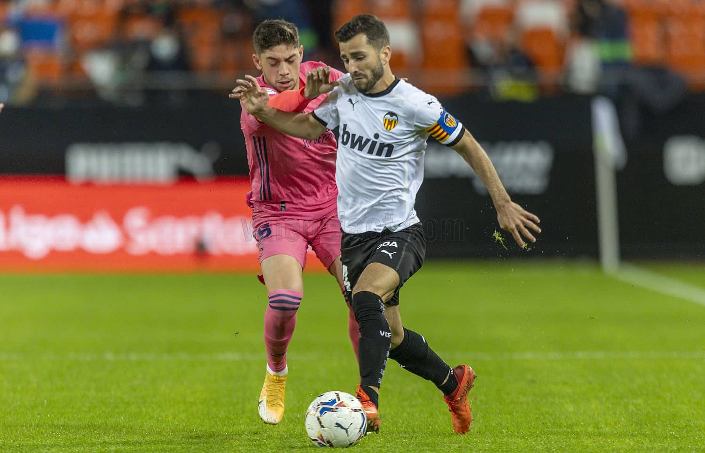 08.11.2020: Valencia CF 4 - 1 Real Madrid
