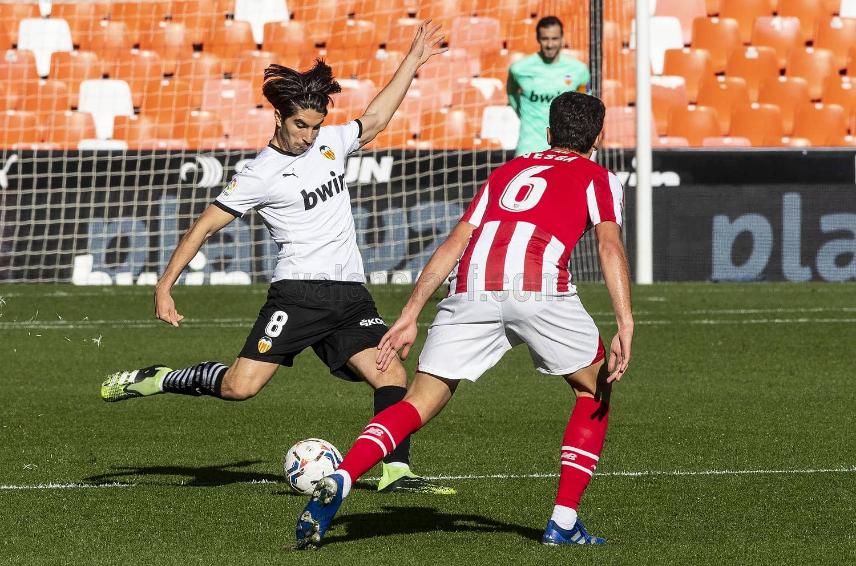 12.12.2020: Valencia CF 2 - 2 Athletic Club