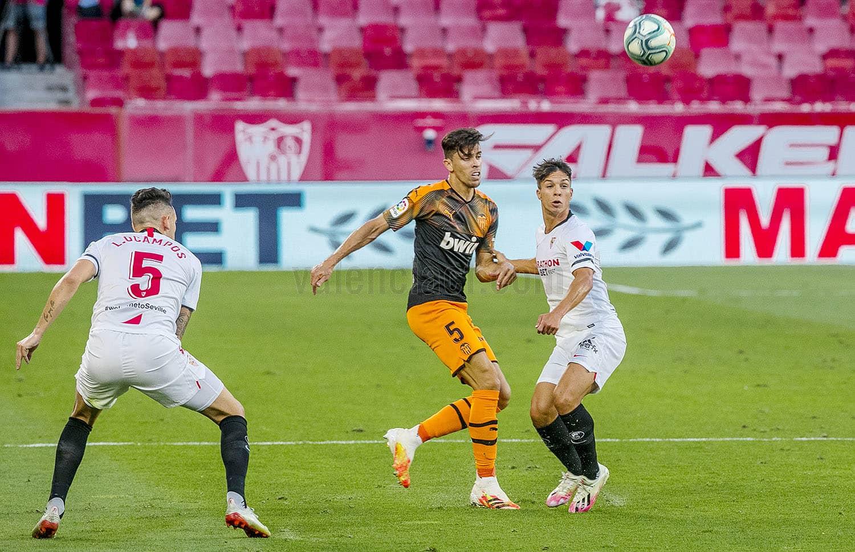 19.07.2020: Sevilla FC 1 - 0 Valencia CF