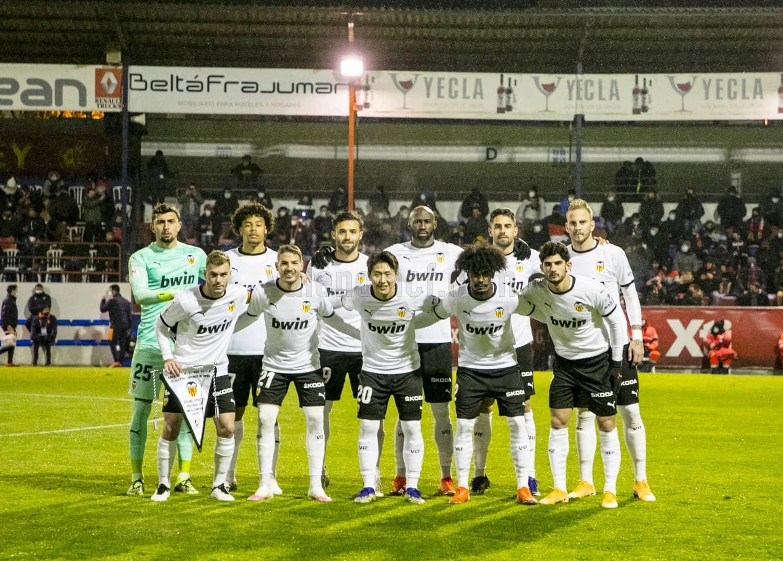 07.01.2021: Yeclano CF 1 - 4 Valencia CF