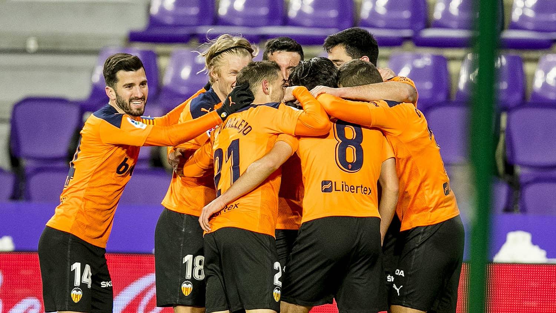 10.01.2021: Real Valladolid 0 - 1 Valencia CF