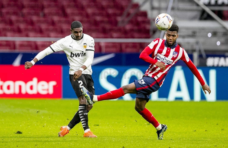 24.01.2021: At. Madrid 3 - 1 Valencia CF