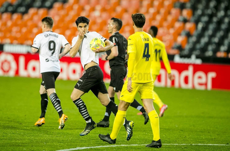 05.03.2021: Valencia CF 2 - 1 Villarreal CF
