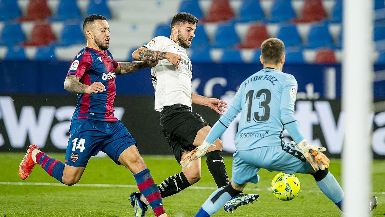 12.03.2021: Levante UD 1 - 0 Valencia CF