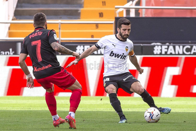11.04.2021: Valencia CF 2 - 2 Real Sociedad