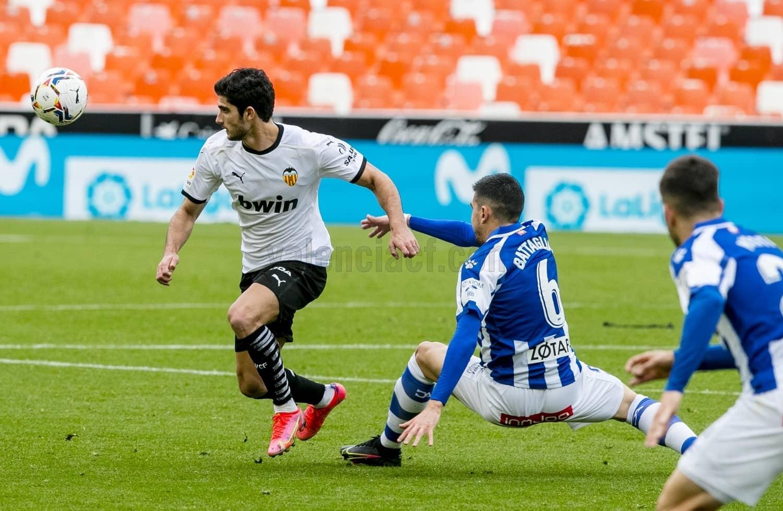 24.04.2021: Valencia CF 1 - 1 Dep. Alavés