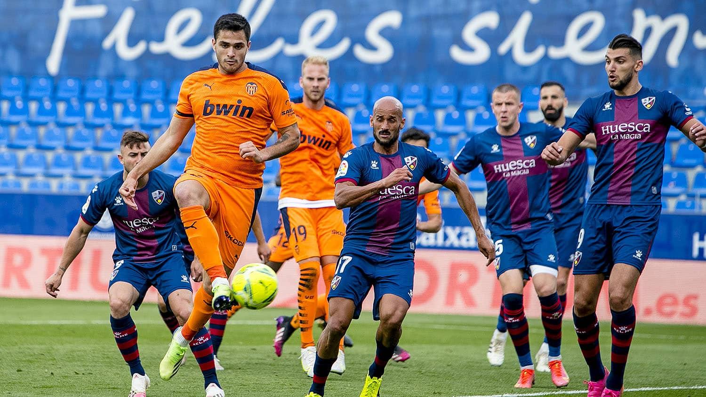 23.05.2021: SD Huesca 0 - 0 Valencia CF