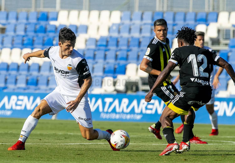 28.07.2021: Real Zaragoza 2 - 0 Valencia CF
