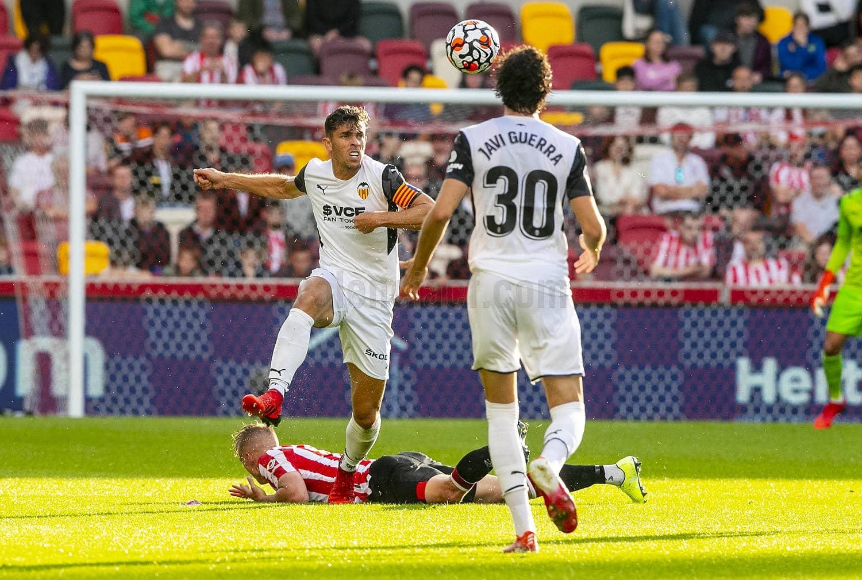 07.08.2021: Brentford FC 2 - 1 Valencia CF