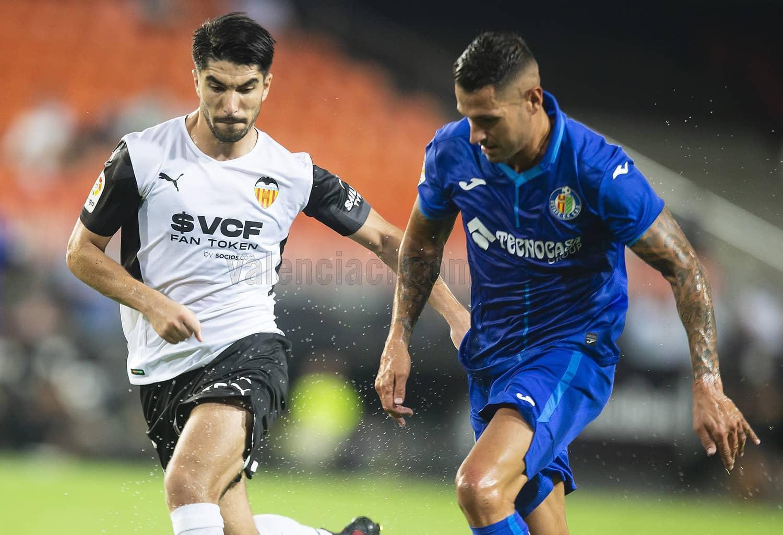 13.08.2021: Valencia CF 1 - 0 Getafe CF