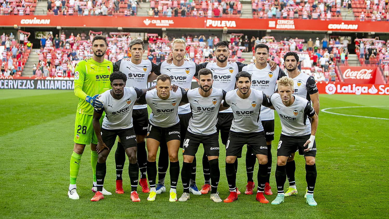 21.08.2021: Granada CF 1 - 1 Valencia CF