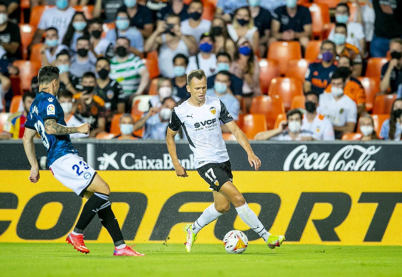 27.08.2021: Valencia CF 3 - 0 Dep. Alavés