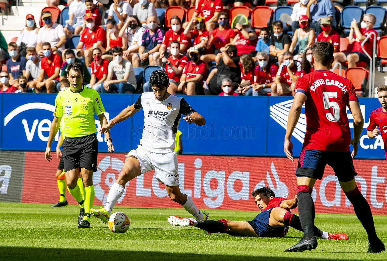 12.09.2021: CA Osasuna 1 - 4 Valencia CF